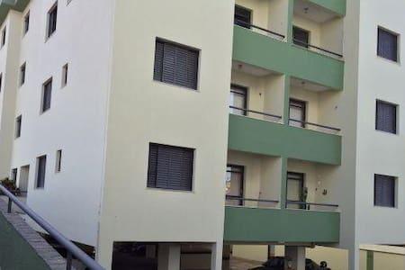 Lindóia, Apartamento compartilhado, Quarto. - Lindóia - Daire