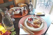 Hale's famous home made sourdough pancakes!