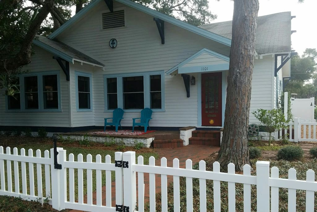 Beach Bungalow Clearwater Florida