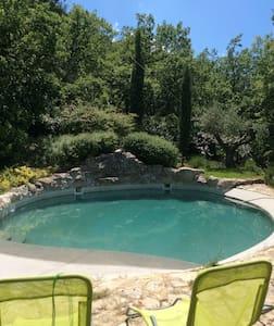 Cottage en Provence - Mimet - Chalupa