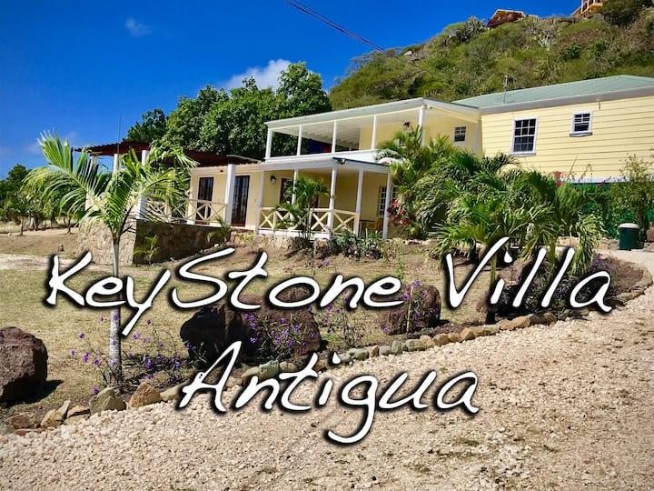 KeyStone Villa, English Harbour Antigua