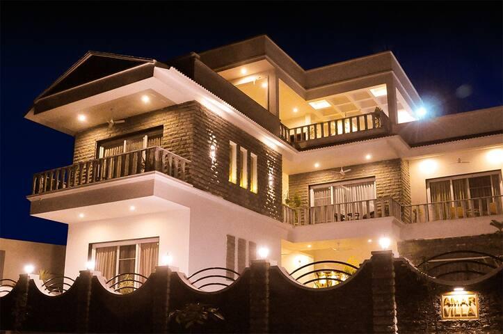 Amar Villa Home Stay - Super Deluxe Room