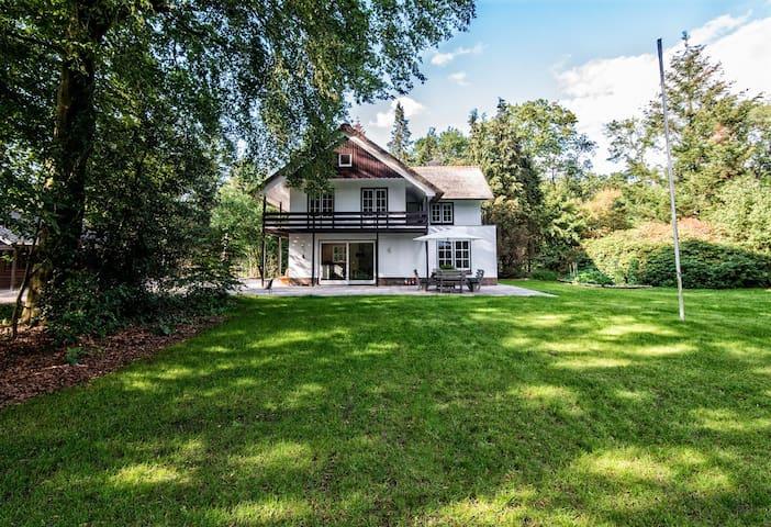 Villa op de Veluwe (Uddel) voor 8 personen
