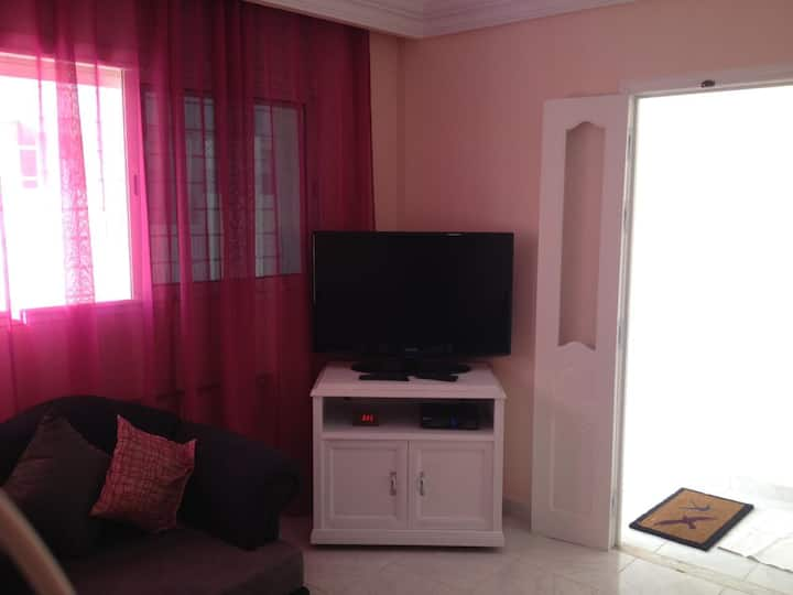 Cosy House - La MARSA, TUNIS.