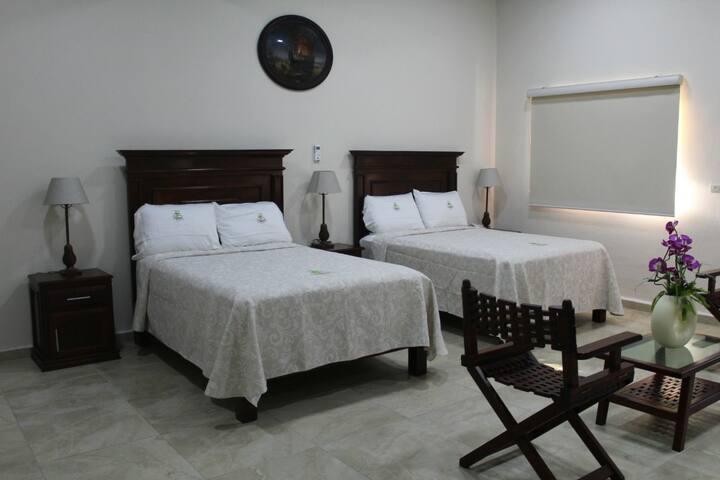 Hotel Boutique Playa Encantada (Junior Suite)