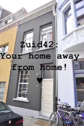 Het huisje is gelegen in een rustige straat van een levendige, superleuke buurt!