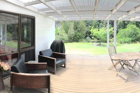 Protea Park Cottage - spacious and warm