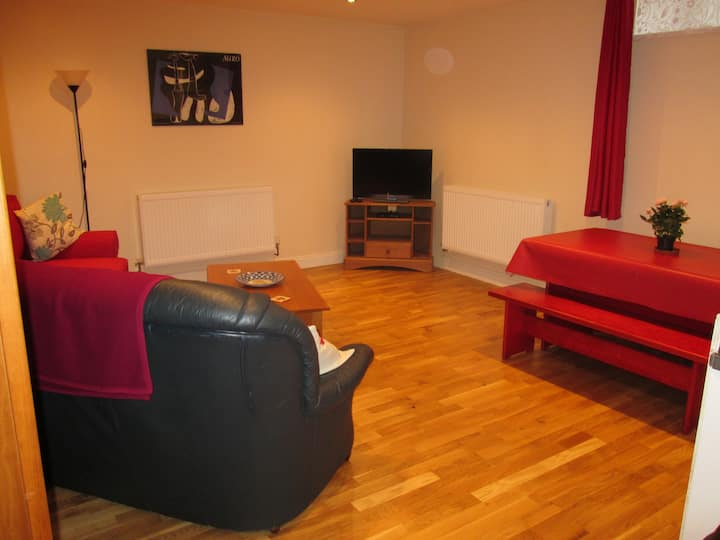 The Goldings, central Lewes,close to all amenities