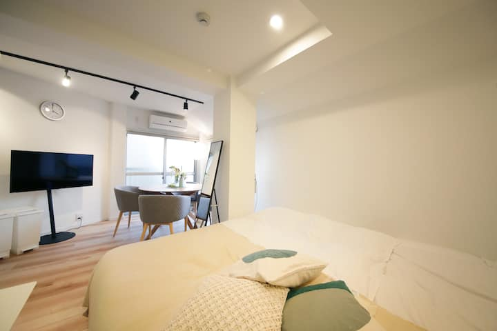 Near to Shibuya and Daikanyama! Designer apartment
