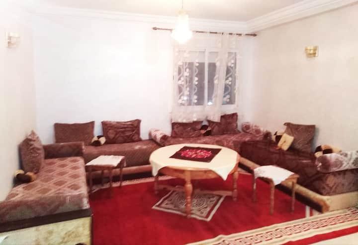 Très calme appartement à El Jadida