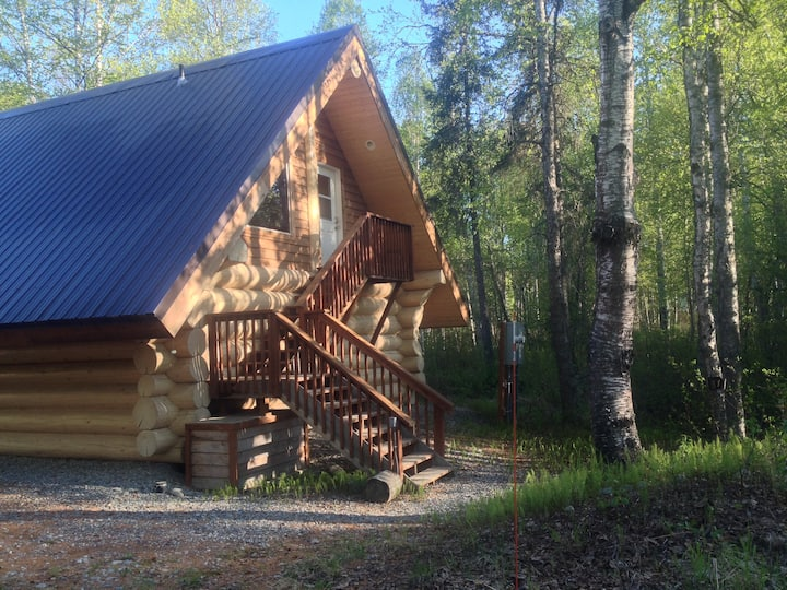 Loft Cabin - Charming, Quick Walk to Downtown