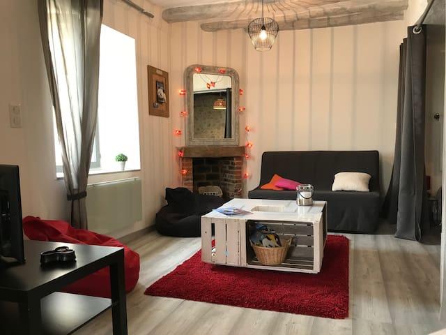 Le studio des châteaux de la Loire