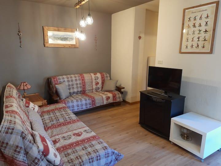 Grazioso appartamento in centro Bardonecchia
