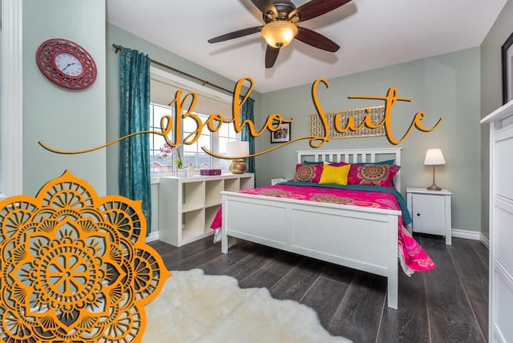 BOHO Suite @ Little Lake Estates