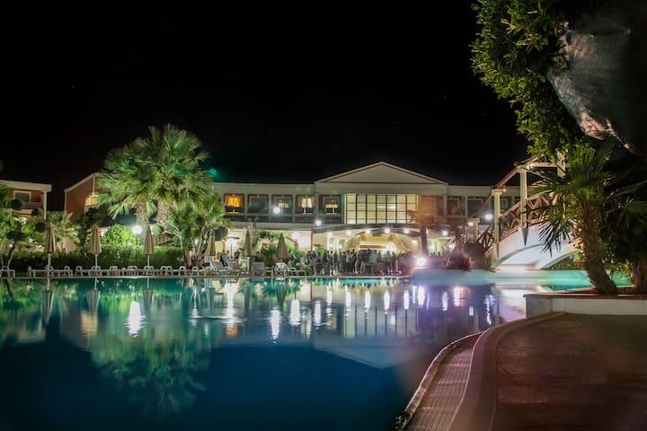 Akiris resort 4 stelle