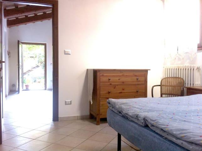 La Tana, Casa in centro a Foligno