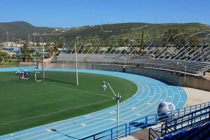 Ciudad deportiva - Aproximadamente a 5 minutos de casa