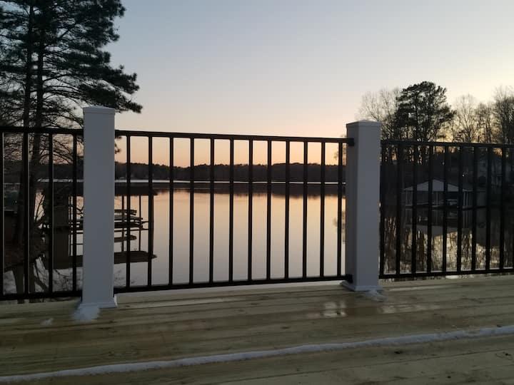 """Lake Gaston """"Anchors Away"""""""