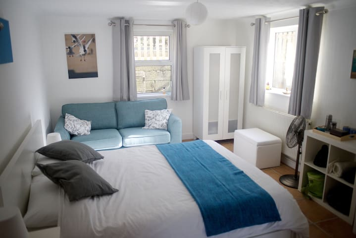 En-suite room by the sea - Swanage - Hus
