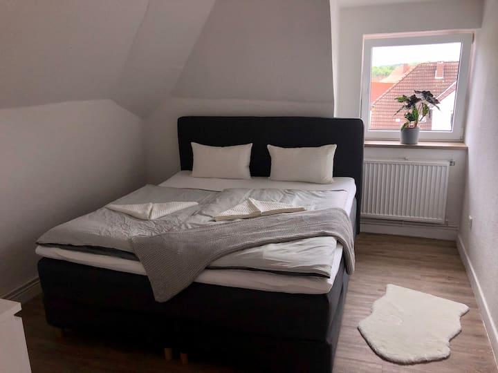 Frisch renovierte Wohnung im Herzen von Paderborn