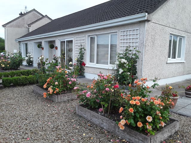STAY AT MARY'S KNOCK VILLAGE CO MAYO