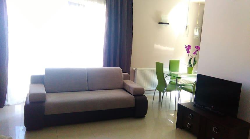 Słoneczny Apartament Free Dom