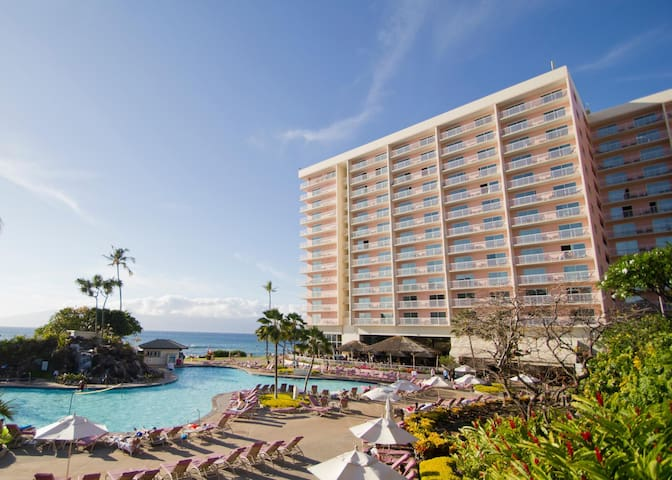 Kaanapali Beach Club - One Bedroom Partial Ocean View