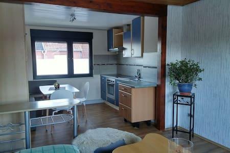 Möblierte Wohnung im 1 OG. ca 45qm - Werne - Huoneisto