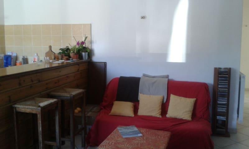 Une base agréable pour découvrir les alentours - Aubenas - Apartment