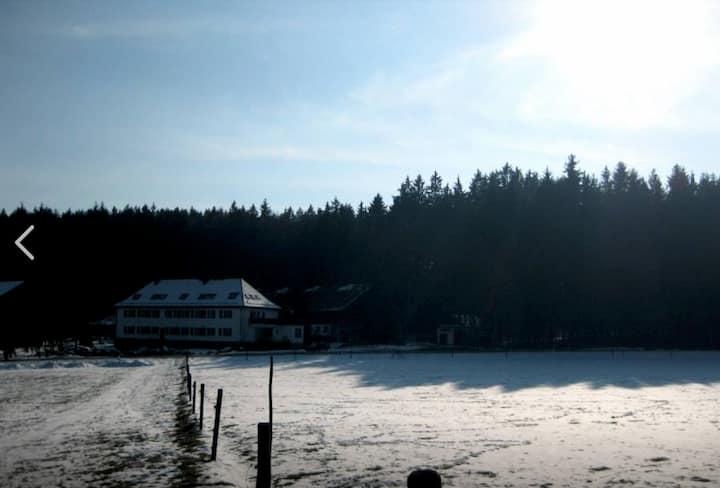 Winter/Weihnachten  im Zollhaus/ Gruppen/Bauernhof