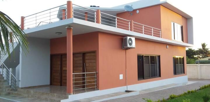 Melhor lugar para si e sua família em Bilene