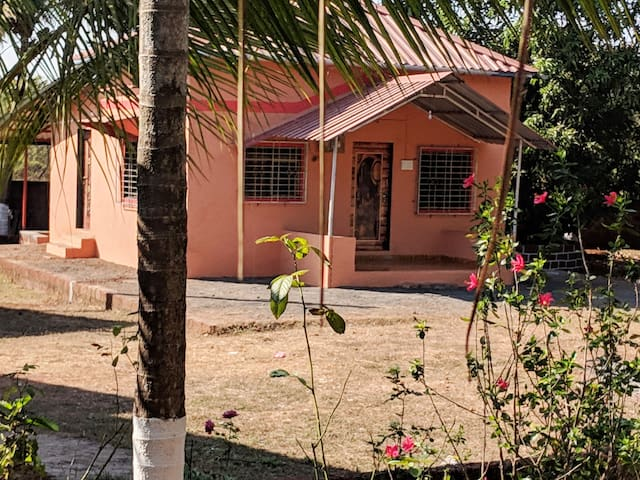 Shirke Vacation Home in Chiplun Ratnagiri - Konkan