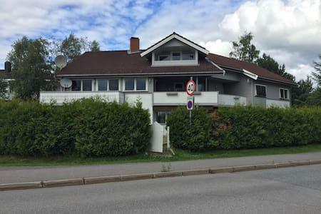 Høy kvalitet stor rom i rolig områd - Skedsmo - Hus