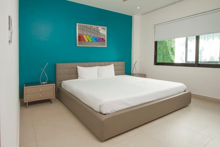 2DA REMARA CON CAMA KING & SECOND ROOM WIH KING SIZE BED