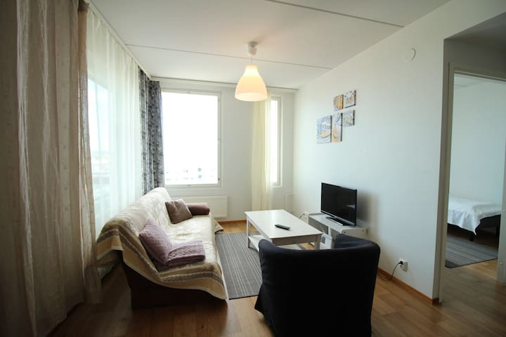 Two bedroom apartment in Helsinki, Hela-Aukio 4 (ID 9040)