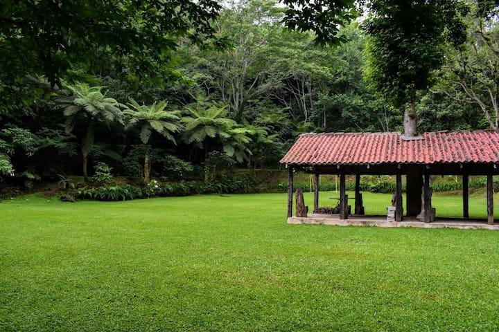 Cabaña Tomages 4 pet-friendly en Xalapa