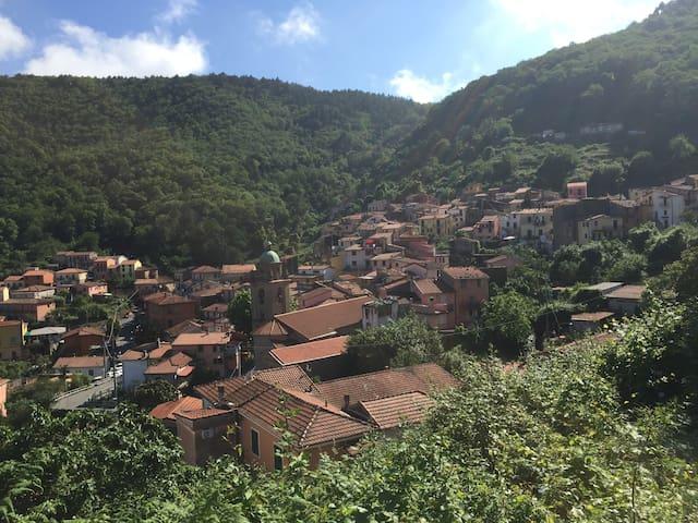 Ca' Meia - Biassa - Casa