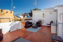 TOWNHOUSE  Old Town Marbella Large Rooftop Terr! A