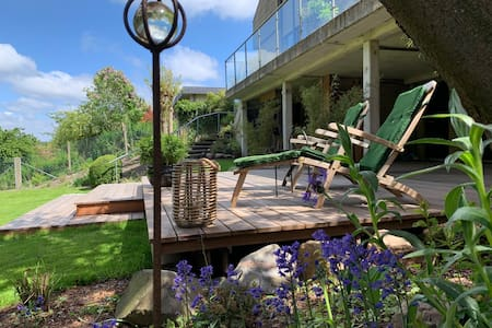 Apartment HYGGE - grüne Idylle am Stadtrand