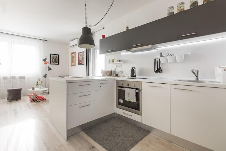 Studio Apartment Sun