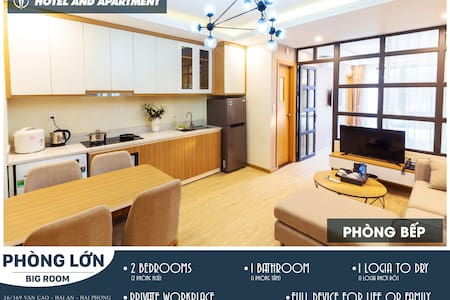 Hai Phong T&T Arpartment and Hotel - 2 bedroom