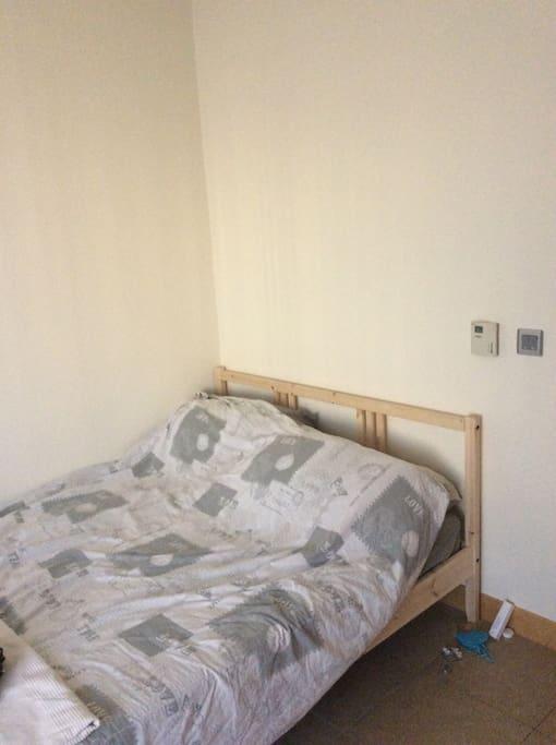 Bedroom 2~ queen size bed