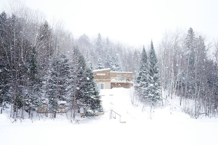 Chalet Rose-et-Lys - Wonderful winter getaway!