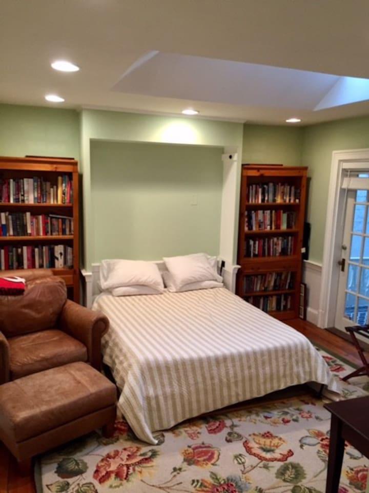 Room (porch access via right side door)