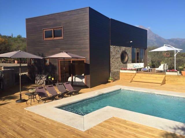 Oasis De La Campana - Ecological Reserve - Ocoa - House