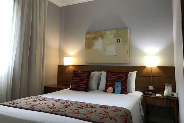 FLAT - Quality Suites Bela Cintra