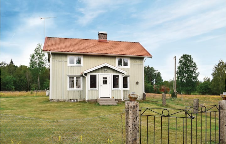 Nice home in Älmhult with 2 Bedrooms