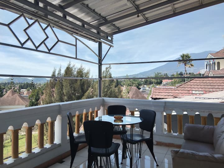 Villa Honeymoon Dengan Pemandangan Yang Indah