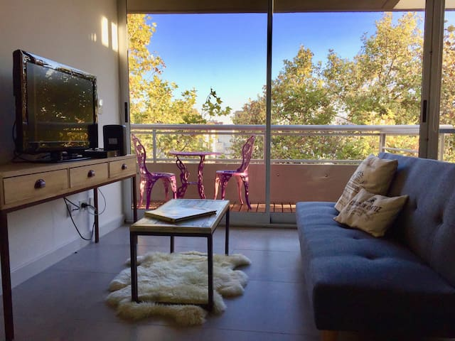 Amazing & Cozy  2 Rooms Apt, Palermo Hollywood