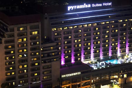 Pyramisa Hotel (5 stars hotel)